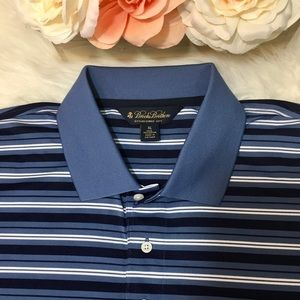 Men's Brooks Brothers NWOT Performance Polo XL